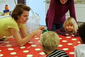 Eva Johanna Isestig, barnkulturdesigner